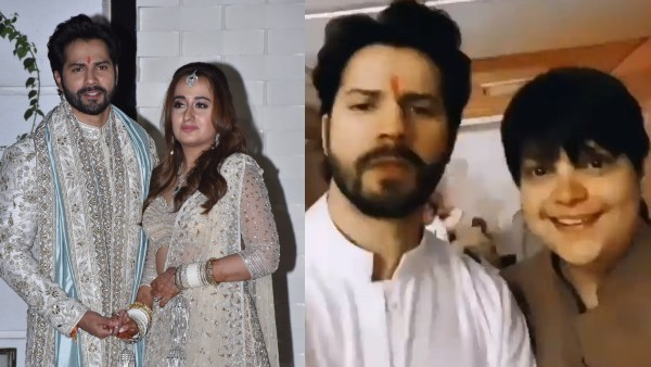 Varun Dhawan-Natasha Dalal's Wedding: Actor Hits The Dance Floor Post Nuptials; Read On