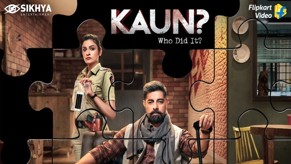 Flipkart Video And Sikhya Entertainment Are Set To Bring Out Your Inner Detective With Kaun? Who Did It?
