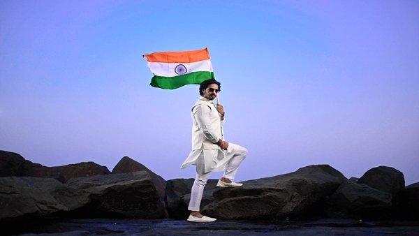 Thakur Anoop Singh On Real Patriotism