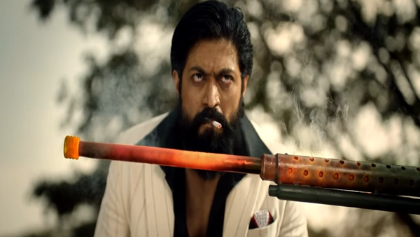 Yash's KGF Chapter 2 In Trouble; Anti-Tobacco Cell Of Karnataka Objects To Smoking Visuals In The Teaser