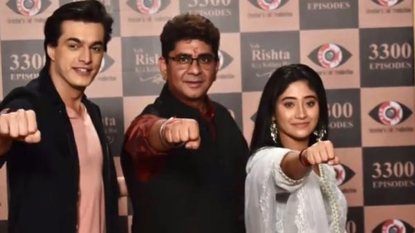 Also Read: Yeh Rishta Kya Kehlata Hai Completes 12 Years & 3,300 Episodes: Shivangi Reveals Her Spl Moments From The Show
