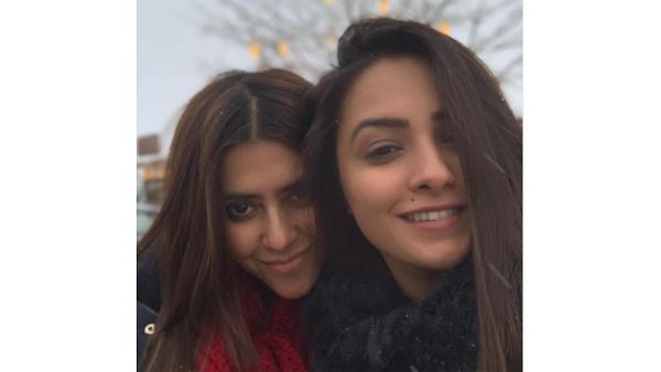 Anita Hassanandani Wishes Best Friend Ekta Kapoorri Wishes Her Birthday With Her Adorable Notes On Social Media