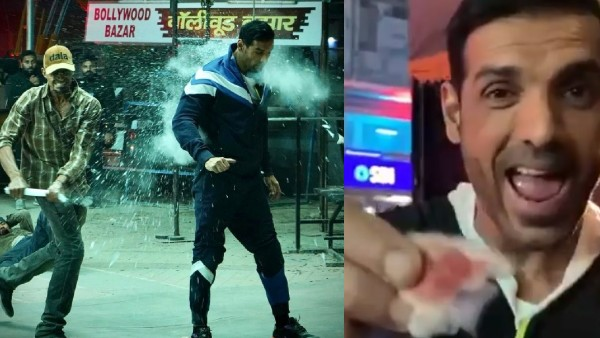ALSO READ: John Abraham's Action Stunt On Attack Sets Goes Wrong; Actor Shares A Glimpse Of His 'Real Blood'