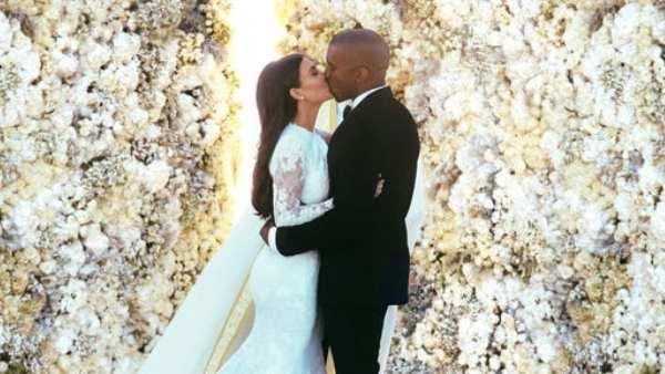 Kimye's Wedding 2014