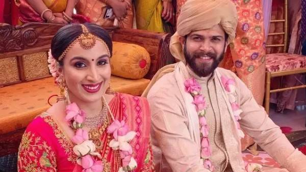 Krishna Shetty Marries Pragya Shetty; Karan Kundrra, Poulomi Das, Yogita Bihani & Others Attend The Wedding