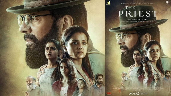 The Priest: Mammootty Starrer To Hit The Theatres On March 4