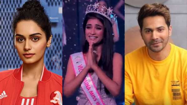 Also Read : Manushi Chhillar, Varun Dhawan Are Proud As Auto Driver's Daughter Manya Singh Is Crowned Miss India Runner-Up