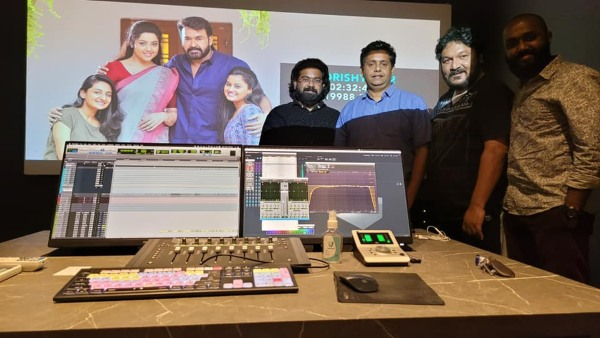 Mohanlal's Drishyam 2 Is Wrapped Up; Ready For The Release!