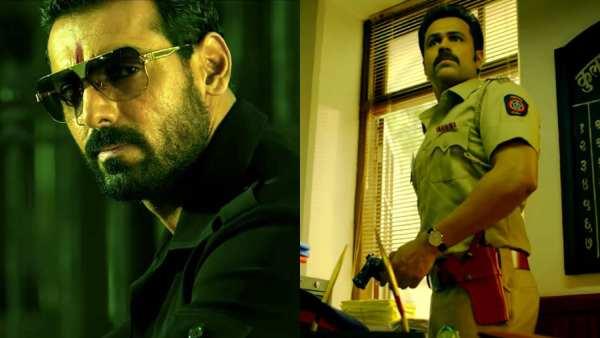 Mumbai Saga Trailer: Resilient Cop Emraan Hashmi & Mumbai's Bhai John Abraham Fight To Death
