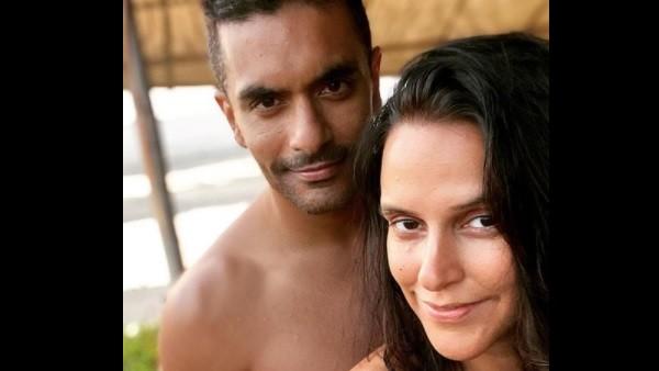 Neha Dhupia's Birthday Wish For Husband Angad Bedi Will Melt Your Hearts