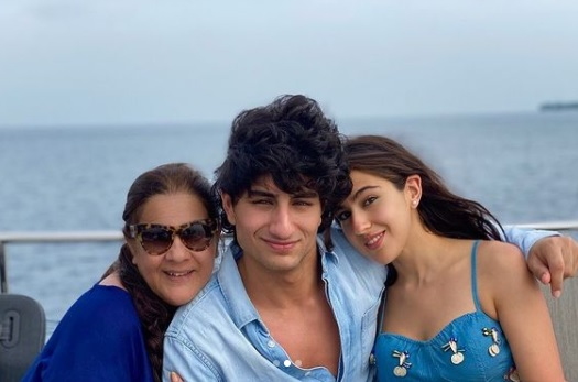 ALSO READ: Sara Ali Khan On Her Bond With Brother Ibrahim: He Is The Smarter One & I Take His Opinion On A Lot Of Things