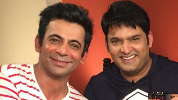 Sunil Says Kapil Sharma Should Be Given Ministry Of Laughter