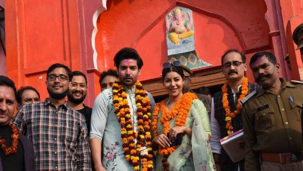 <strong>ALSO READ: </strong>Gurmeet Choudhary And Debina Bonnerjee Visit The Ram Mandir In Ayodhya To Donate And Seek Blessings