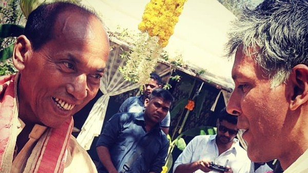 Milind Soman Pens An Emotional Note For His Father-In-Law After His Demise