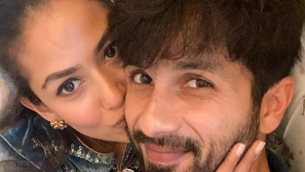 Mira Pens A Cute Note For Shahid On His Birthday