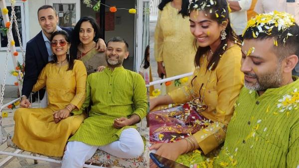 Mansoor Khans Daughter Zayn Maries Wedding Celebrations Begin; Cousin Imran Khan Spotted
