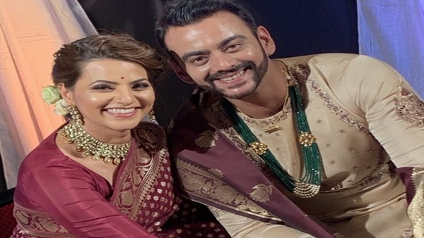 Aastad Kale And Swapnalee Patil Get Married On Valentine's Day; See Wedding Pictures