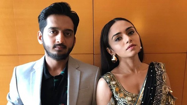 Amruta & Amey Launch Filmfare Awards Marathi 2020