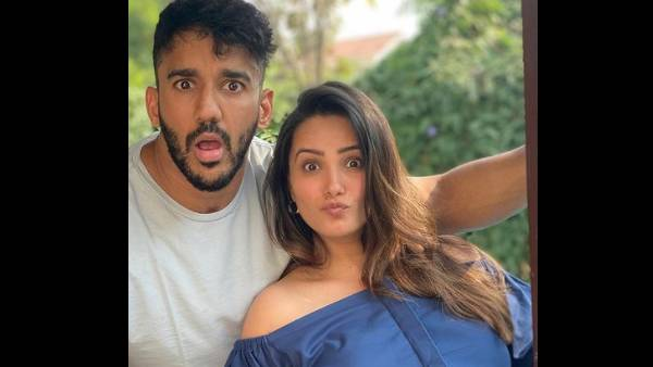 Anita Hassanandani & Rohit Reddy Introduces Son Aaravv To The World With An 'Explosive' Video; Watch
