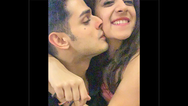 Priyank Sharma And Benafsha Soonawalla Are Back Together!