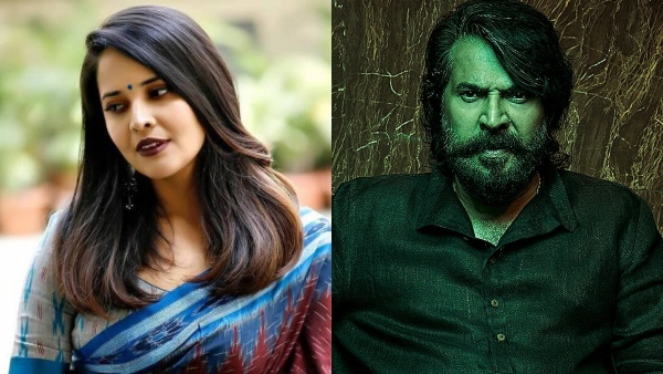 Bheeshma Parvam: Telugu Actress Anasuya Bharadwaj Joins The Mammootty Project