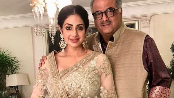 Boney Kapoor On Coping With The Loss Of His Wife Sridevi