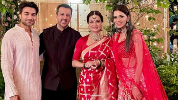 Also Read: Dia Mirza And Husband Vaibhav Rekhi Make For A Happy Couple In This Unseen Picture From Their Wedding