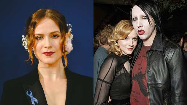 Evan Rachel Wood Reveals She Was 'Horrifically Abused' By Marilyn Manson For Years