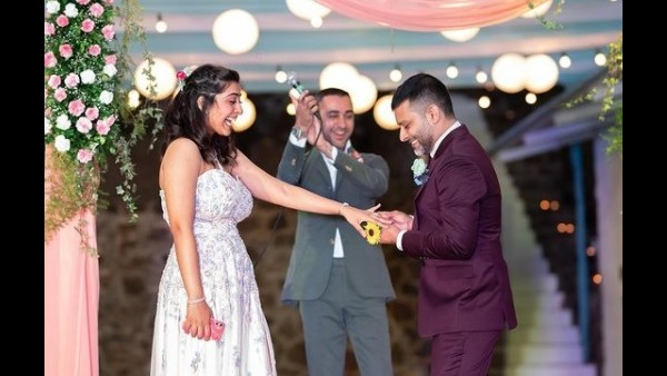 Imran Khan Is All Smiles As He Officiates His Cousin Zayn Marie's Wedding; New Pictures Out