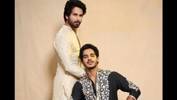 Ishaan Pens A Filmy Birthday Wish For 'Bade Bhai' Shahid