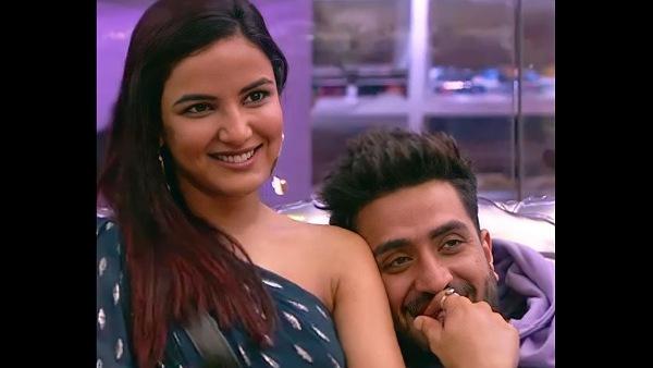 Aly Goni And Jasmin Bhasin Spotted At The Airport; Paparazzi Call Them 'Rab Ne Bana Di Jodi'