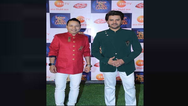 Kailash Kher & Javed Ali