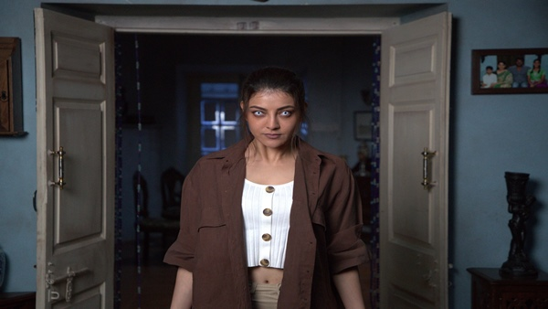 Live Telecast: Kajal Aggarwal Says 'I Haven't Slept Throughout The Shoot'
