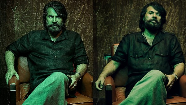 Mammootty Takes Social Media By Storm With The First Look Of Amal Neerads Bheeshma Parvam!