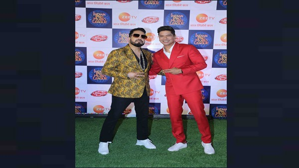 Mika Singh and Shaan