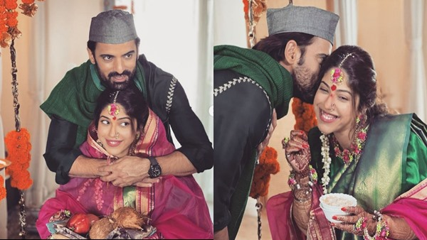 Mohit Malik Posts Adorable Pictures From Wife Addite's Baby Shower