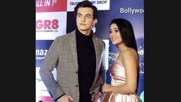 Shivangi Joshi & Mohsin Khan