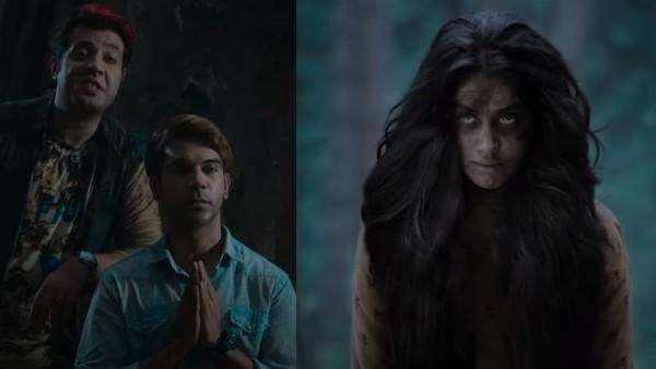 Roohi Song Panghat: Janhvi Kapoor Casts A Spell On Rajkummar Rao & Varun Sharma With Her Dual Avatar