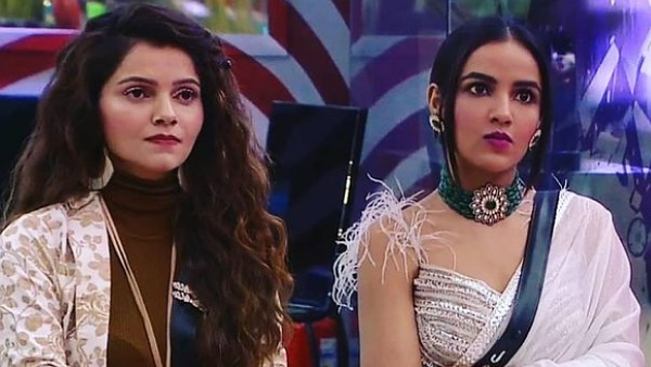 Bigg Boss 14 Winner Rubina Dilaik Calls Jasmin Bhasin 'A Beautiful Lady' In Her Chat Session