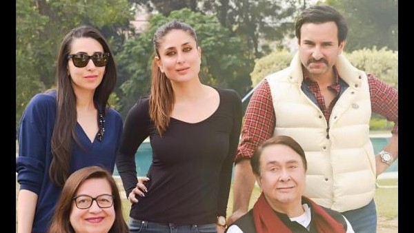 Have Kareena Kapoor And Saif Ali Khan Named Their Newborn Son? Grandpa Randhir Kapoor Opens Up