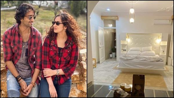 Shaheer Sheikh And Ruchikaa Kapoor's Marital House Is All About Luxury & Comfort; See Pics