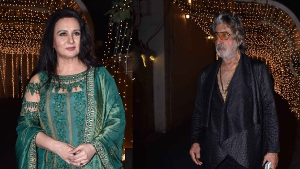 Poonam Dhillon And Shakti Kapoor