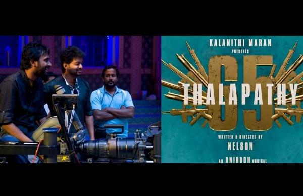 Thalapathy 65: Nanban Cinematographer Manoj Paramahamsa Joins Vijay-Nelson Dilipkumar's Film