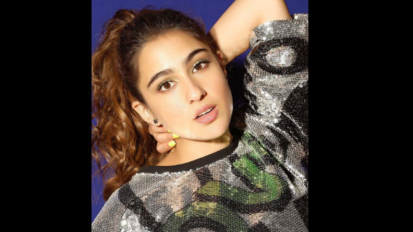 Sara Ali Khan Is Anything But A Brand Freak; Prefers Salwar Kameez & Sandals From Sarojini Nagar