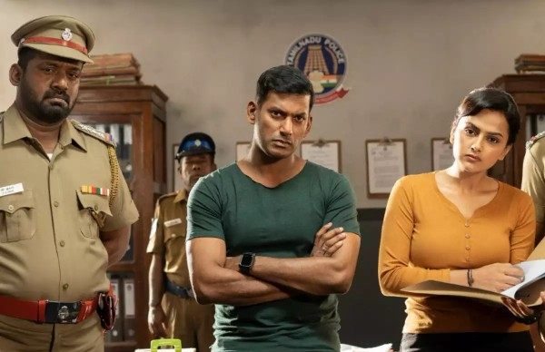 Chakra Closing Collection: Vishal-Shraddha Srinath Starrer Ends Up As An Average Venture