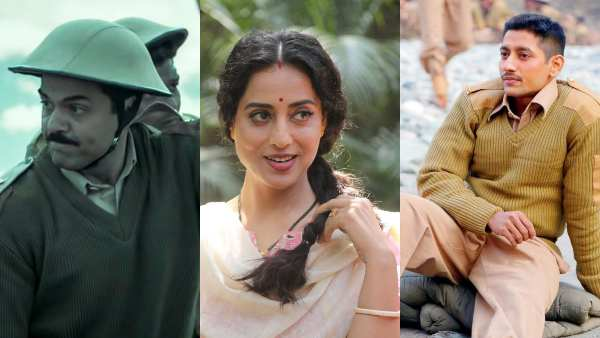 Mahie Gill Talks About Reuniting With Debut Co-star Abhay Deol After 12 Years For 1962: The War In The Hills