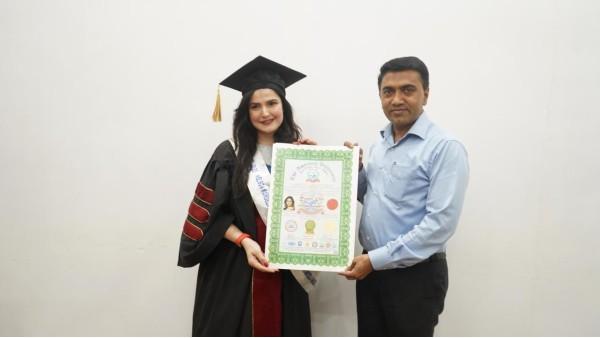<strong>ALSO READ: </strong>Zareen Khan Is Now Dr Zareen Khan!