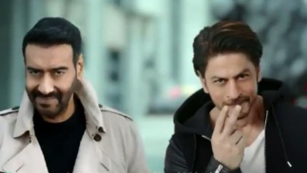 Also Read: Shah Rukh Khan And Ajay Devgn Collaborate For A TV Commercial, Make Their First Major Appearance Together