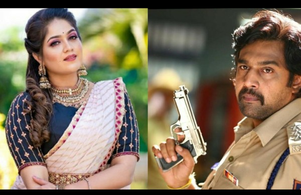 Meghana Raj Shares New Picture From Ranam; Chiranjeevi Sarja Looks Intriguing In Police Avatar