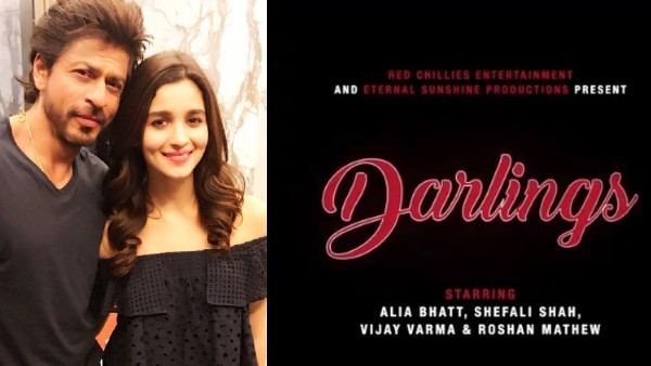ALSO READ: Alia Bhatt Confirms Starring In Darlings; To Co-Produce The Film With Shah Rukh Khan; See Announcement Video